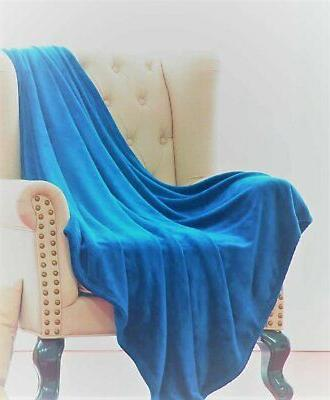 Home Blanket 50 x Soft & Cozy Weight Many