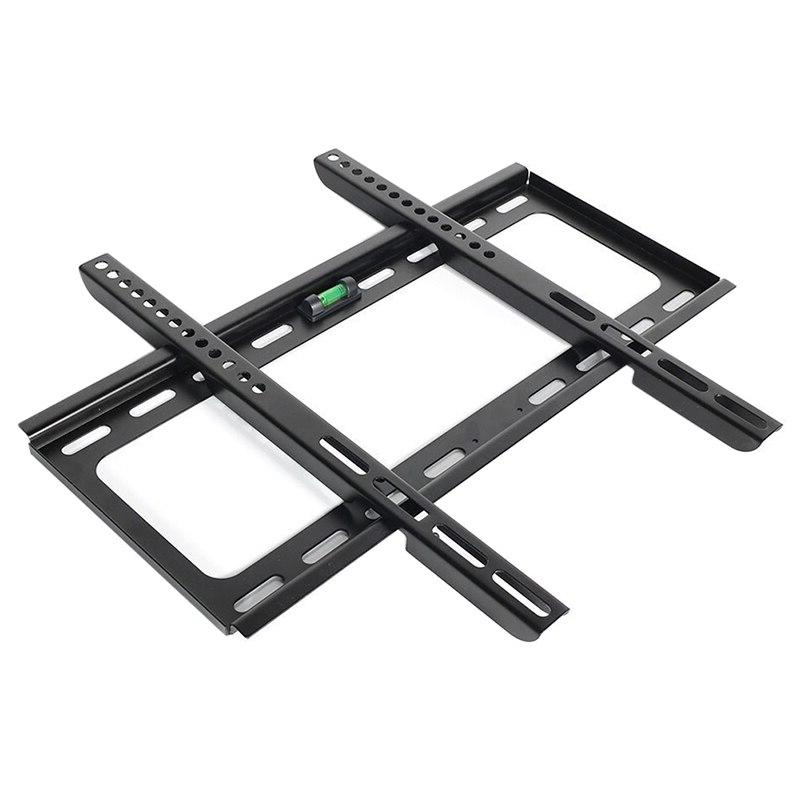 AAAE <font><b>Tv</b></font> Wall Mount for 25 34 37 42 50 LED LCD Screens,Magnetic Bubb