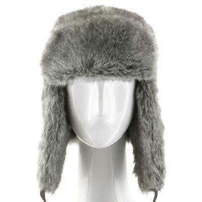 Huskie Fur Trapper Winter Ear flaps Men and Women