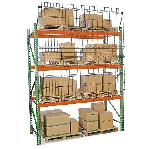 husky pallet rack guard