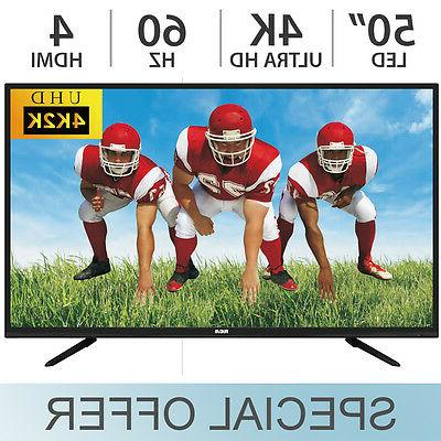 RCA Inch ULTRA HD TV 60Hz 4 HDMI