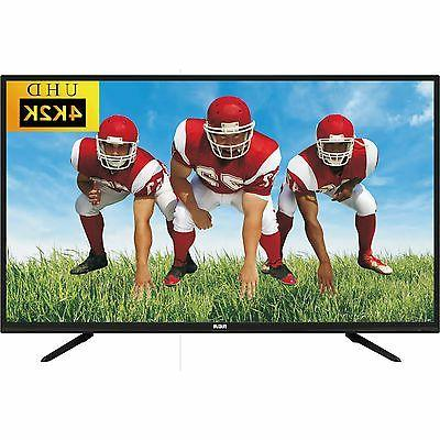 RCA ULTRA 2160p TV 60Hz w/ 4 HDMI RLDED5098-UHD - NEW
