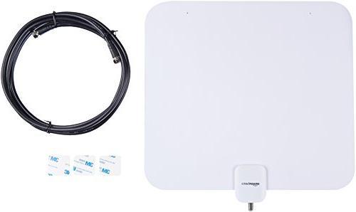 AmazonBasics Indoor TV Antenna - 35-Mile