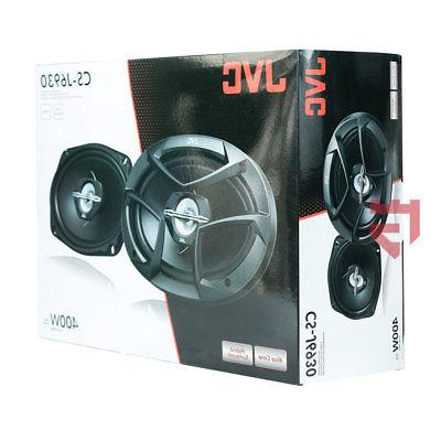 "JVC Series CS-J6930 6x9"" Coaxial Car"