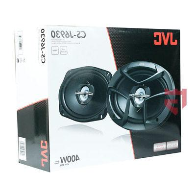 "JVC J CS-J6930 6x9"" 400W 3-Way Car"