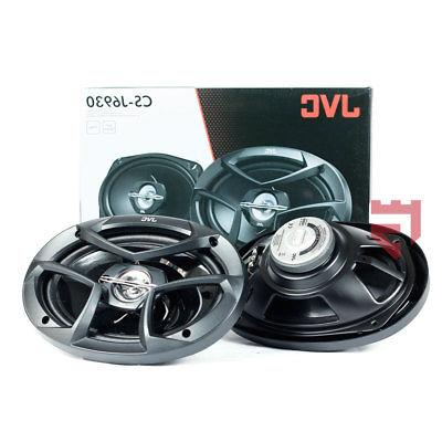 "JVC Series 6x9"" 3-Way Coaxial Car Speaker"