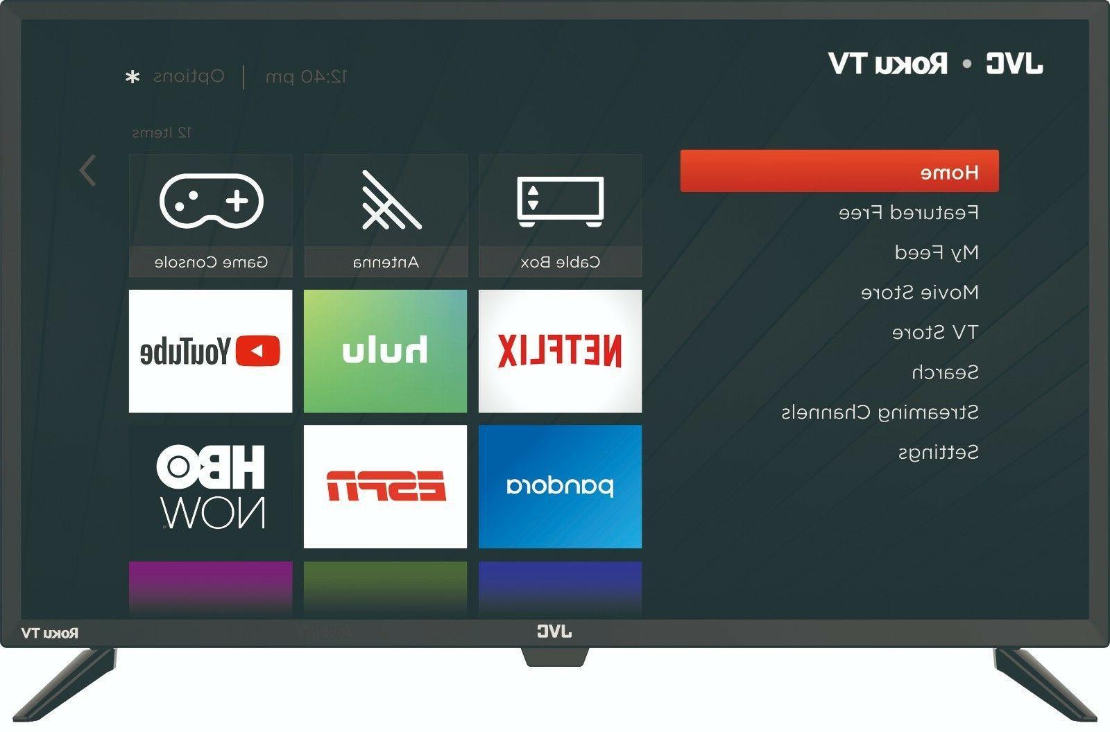 JVC Class HD Roku Smart Brand