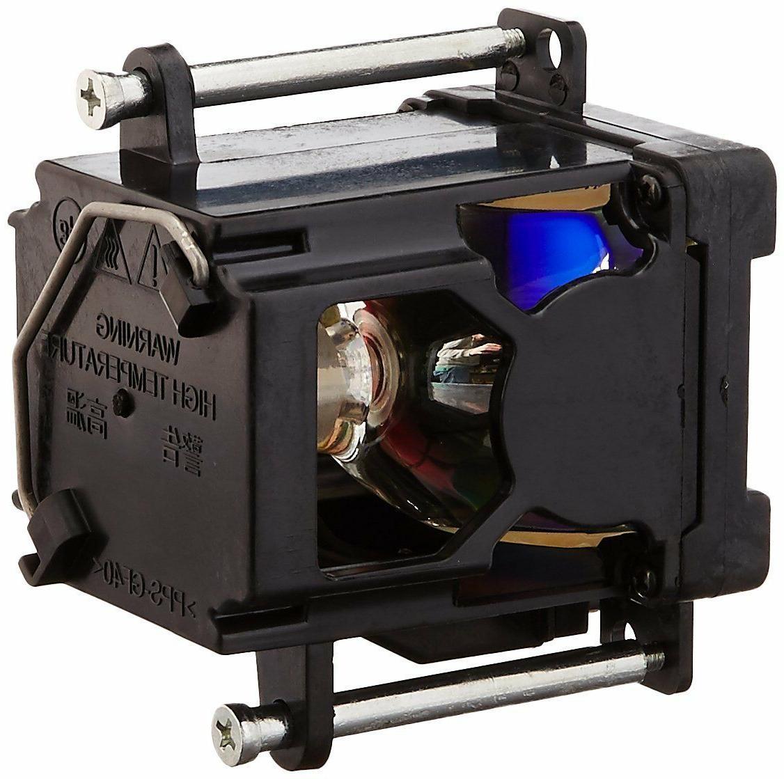 JVC TS-CL110C,TS-CL110U,TS-CL110UAA TV Lamp Projector