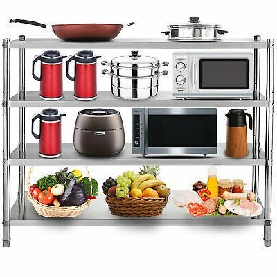 Kitchen Shelf Rack Stainless Shelving Units