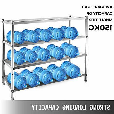 Kitchen Stainless Shelving Units inch