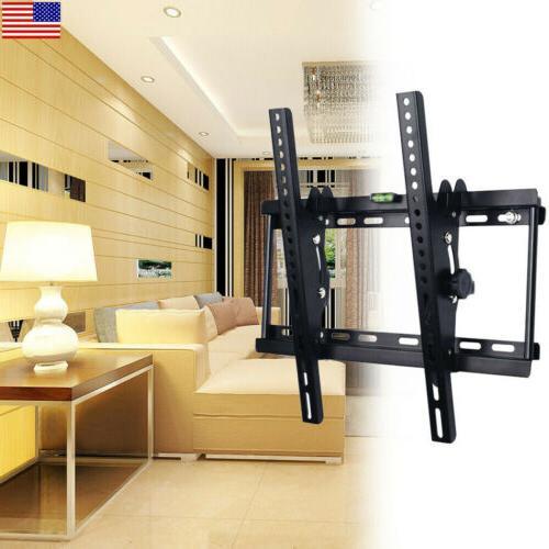 lcd led flat tilt tv wall mount