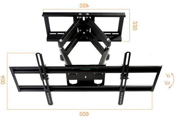 LCD Plasma Swivel Tilt TV Wall Mount 32 42 46 55
