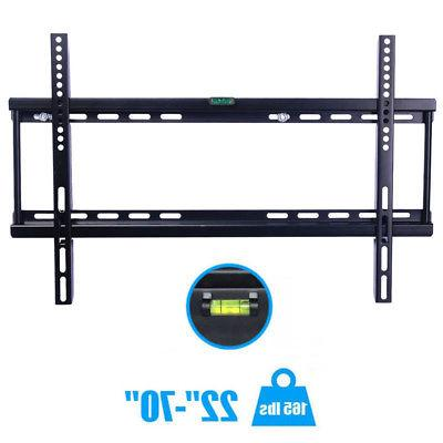 LCD LED Plasma Flat TV Wall Mount Bracket 32 37 40 42 46 47