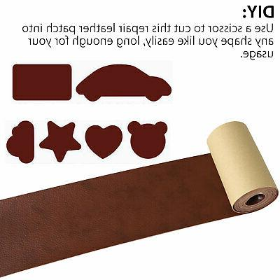 Leather Self-Adhesive Leather for Sofas,