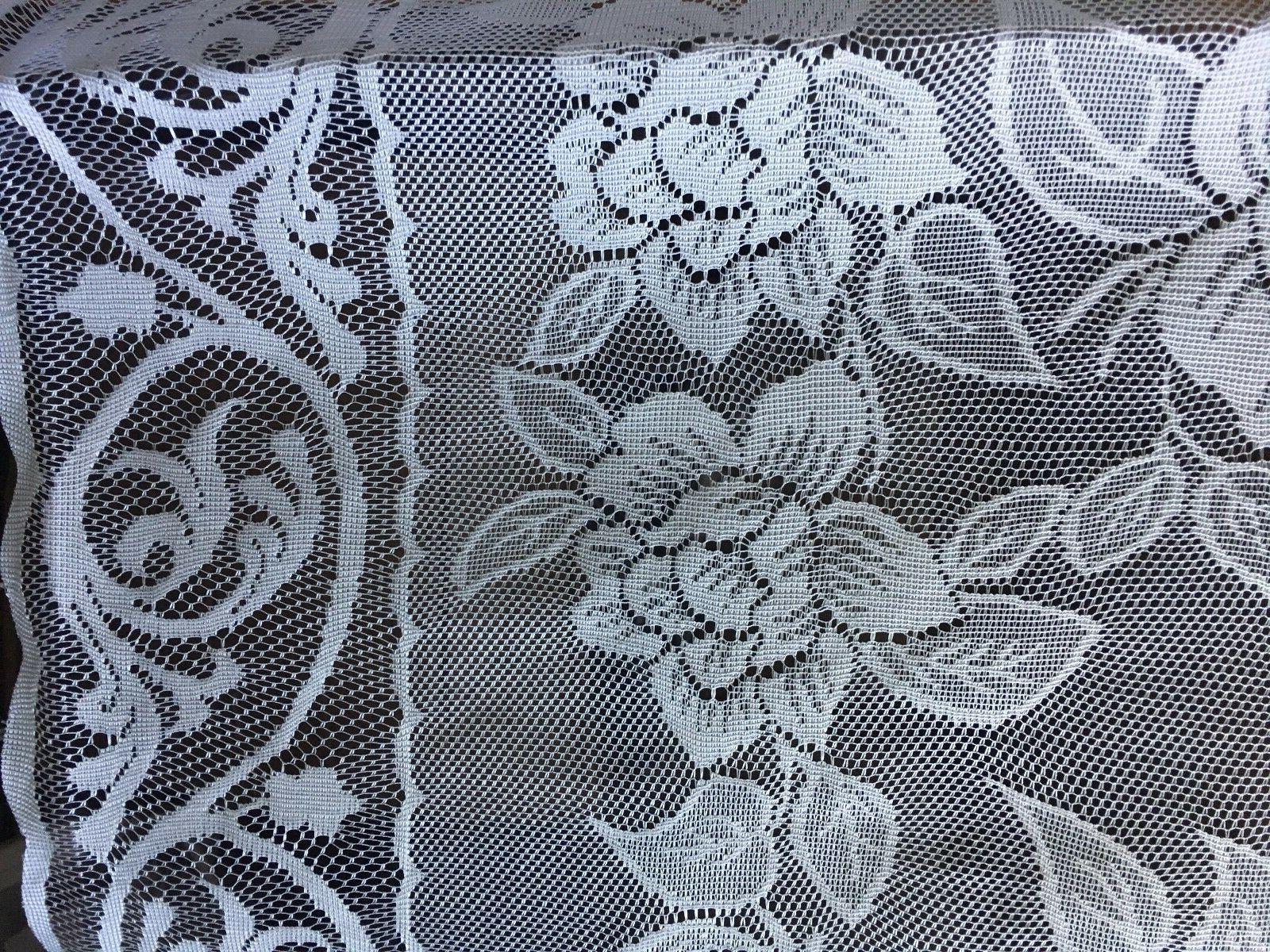 Lace 60-Inch by 88-Inch Rectangle , days shipping from