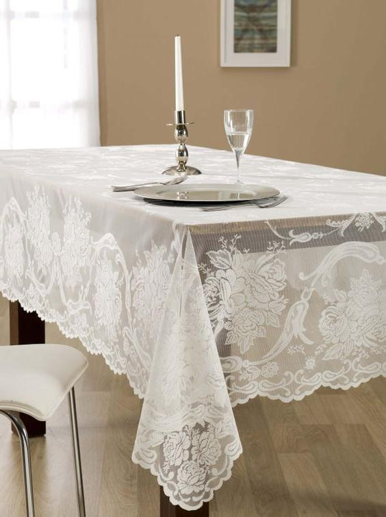 lace 60 inch by 88 inch rectangle