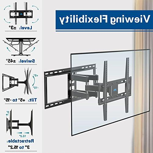 TV Wall with Arms 26-55'' OLED and up to lbs. 24''