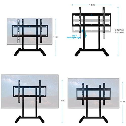 Mounting Dream TV Stand with Height and Strap fits Plasma, Mount to 600x400mm, 99 MD5108