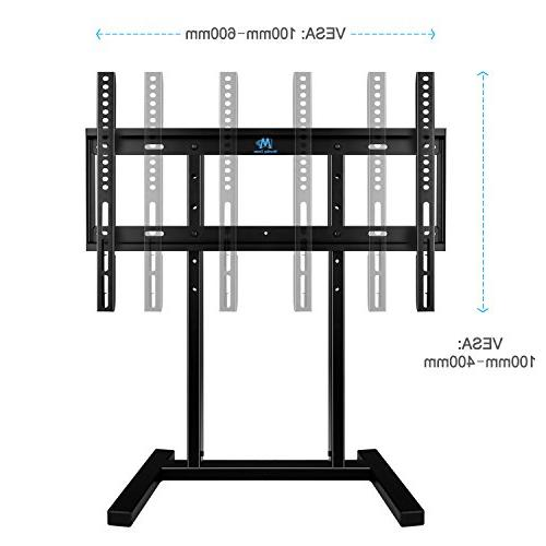 Mounting Dream Table TV Height adjustments Strap 3 Height fits for Plasma, LED, TV, Mount VESA up to 600x400mm, MD5108
