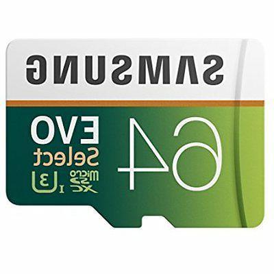 Samsung EVO Memory Card with