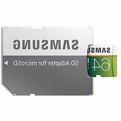 Samsung 64GB with Adapter