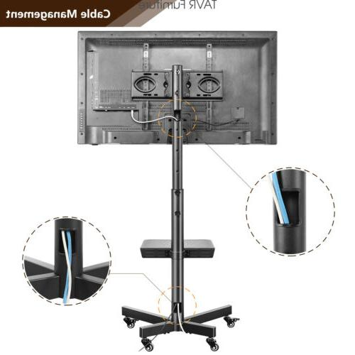Mobile Stand TV Floor for inch TVs