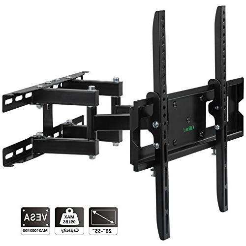 motion articulating tv wall mount