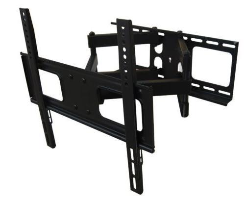 FULL MOTION TILT PLASMA LCD LED TV WALL MOUNT BRACKET 32 36