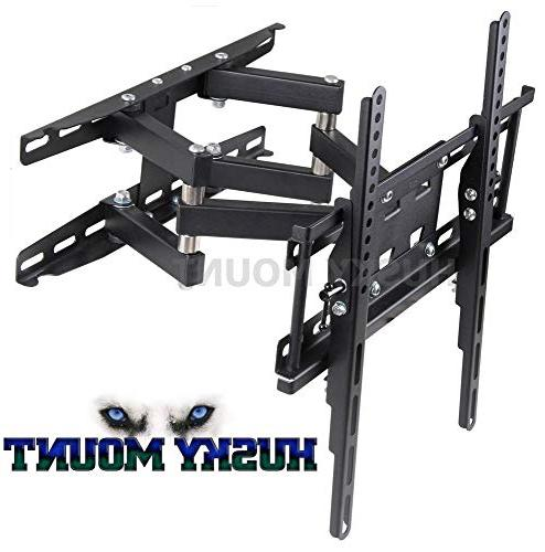 Full Motion Mount VESA Bracket 32 46 inch Flat Screen