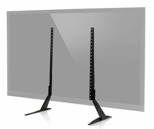 mount it universal tv stand base tabletop