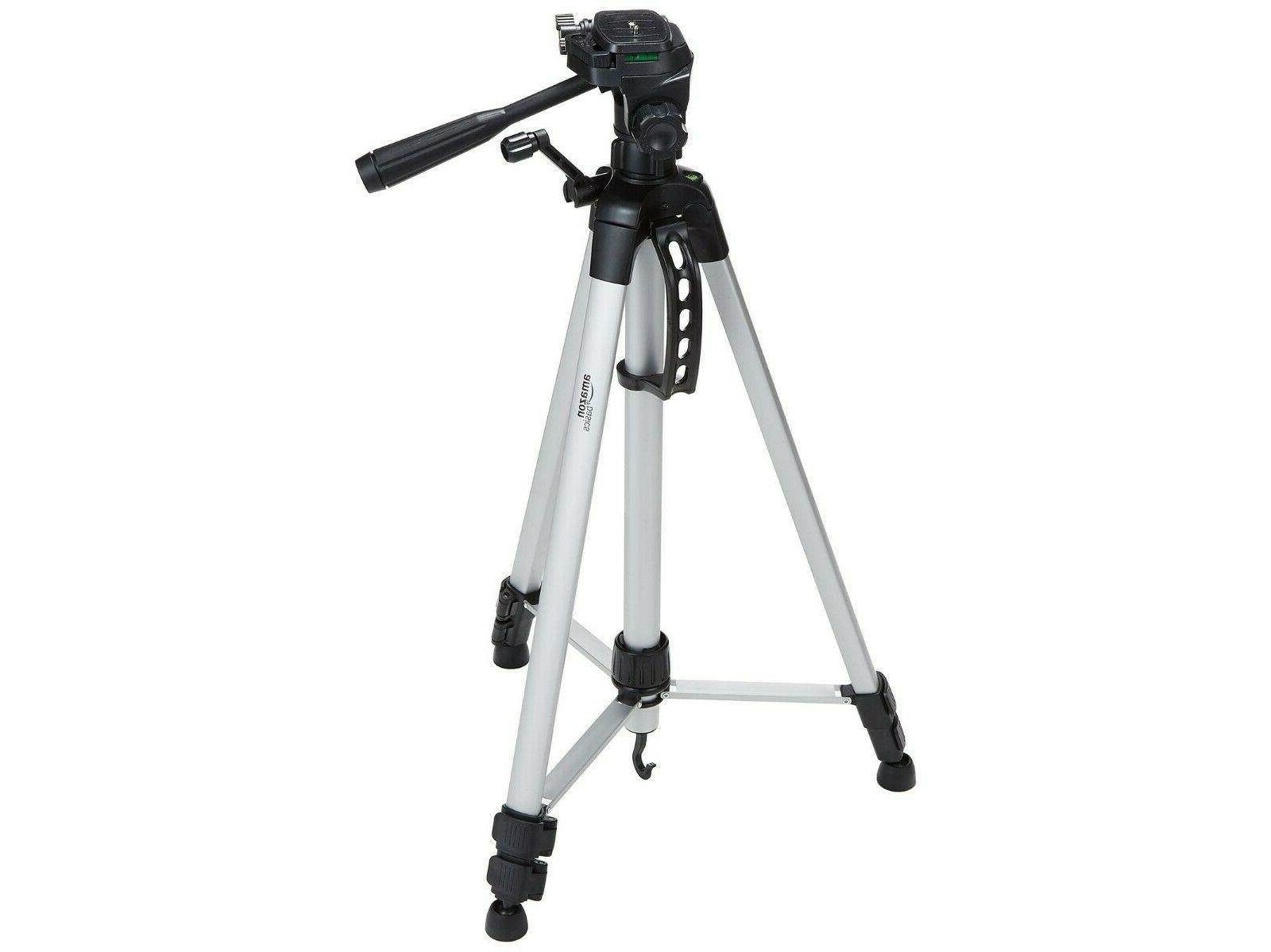 new 60 inch lightweight tripod with bag