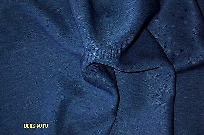 NEW, by Cadet Blue Twill Cloth, 60