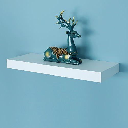 New Chicago Floating Shelves, Wall Decor Display Shelf, WELL