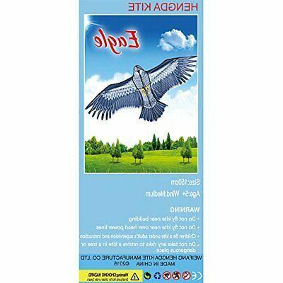 New 60 Eagle Kite Novelty animal Children's toys