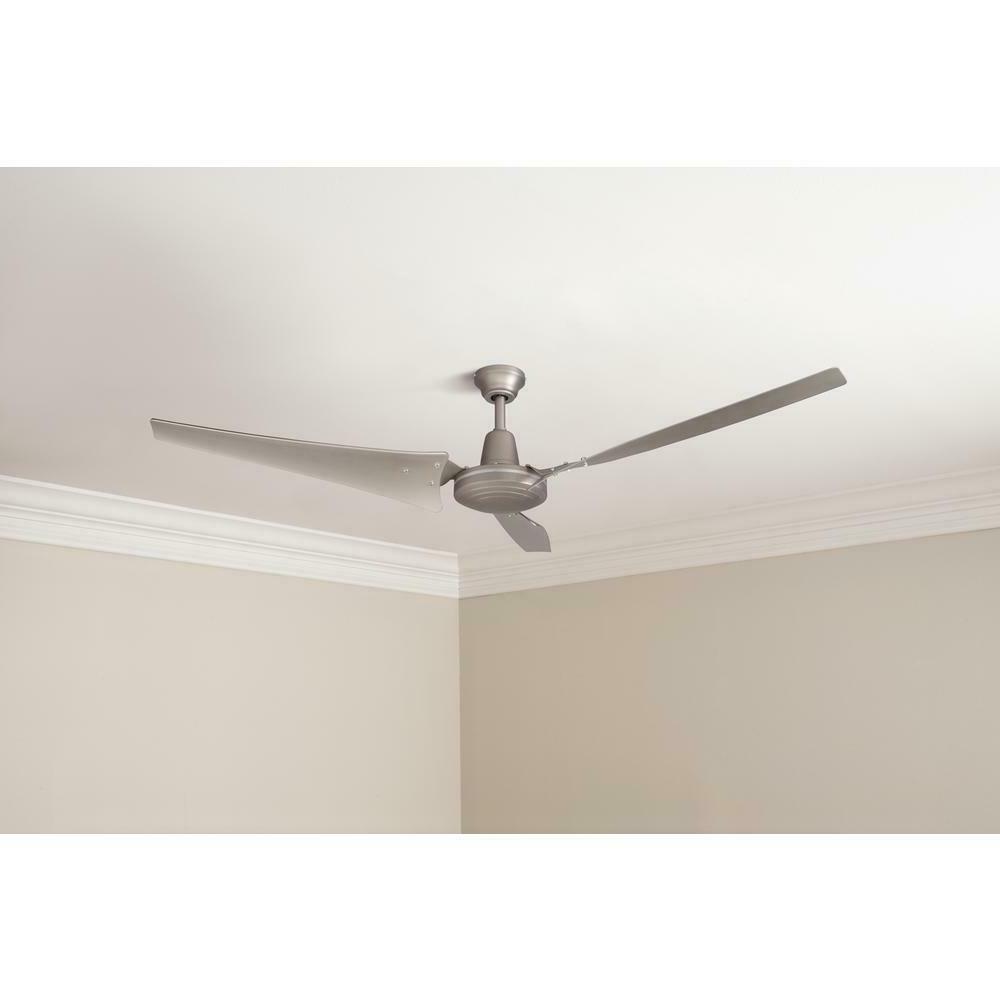 New Industrial inch Energy Star Ceiling Fan