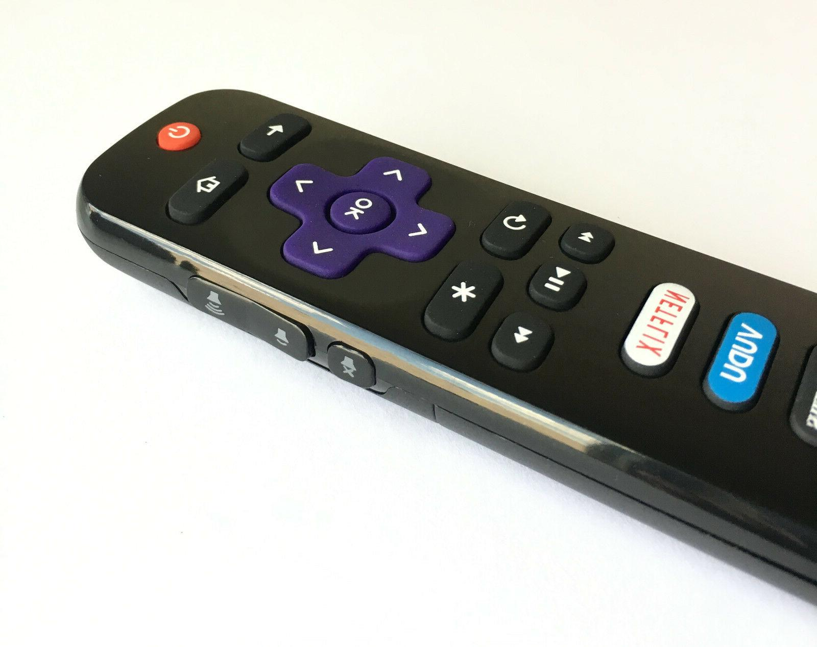 New RC280 HDTV Remote TV Sling Netflix Vudu