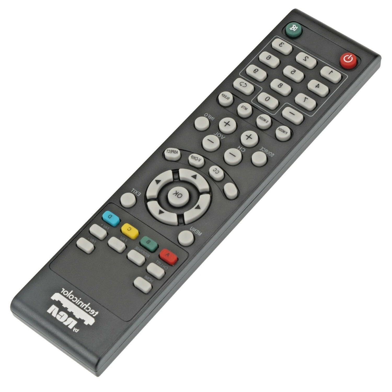 new tv remote control for rca technicolor
