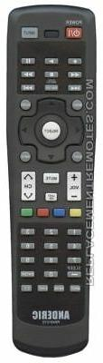 NEW ANDERIC TV Remote Control RR49101S No Programming Needed
