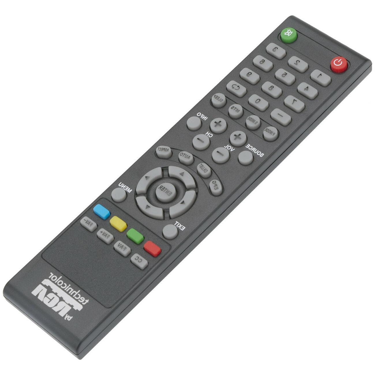New Technicolor RCA for RLDED3956A RLDED5078A-B RTU5540-C
