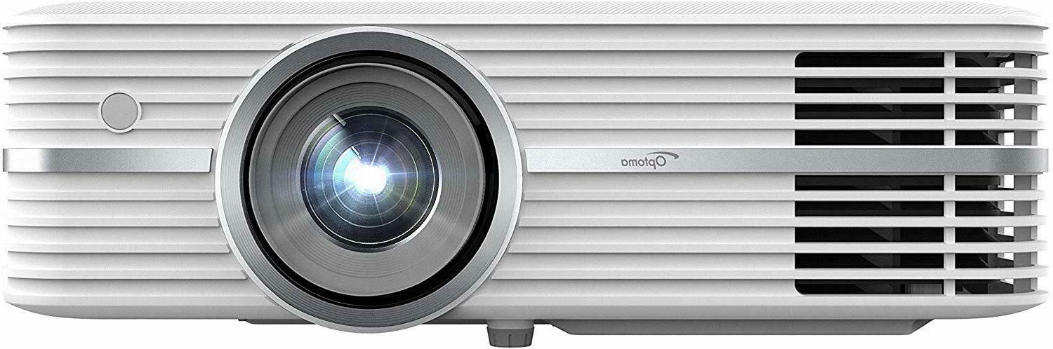 NEW Optoma UHD50 4K Ultra HD Home Theater DLP Projector, 240