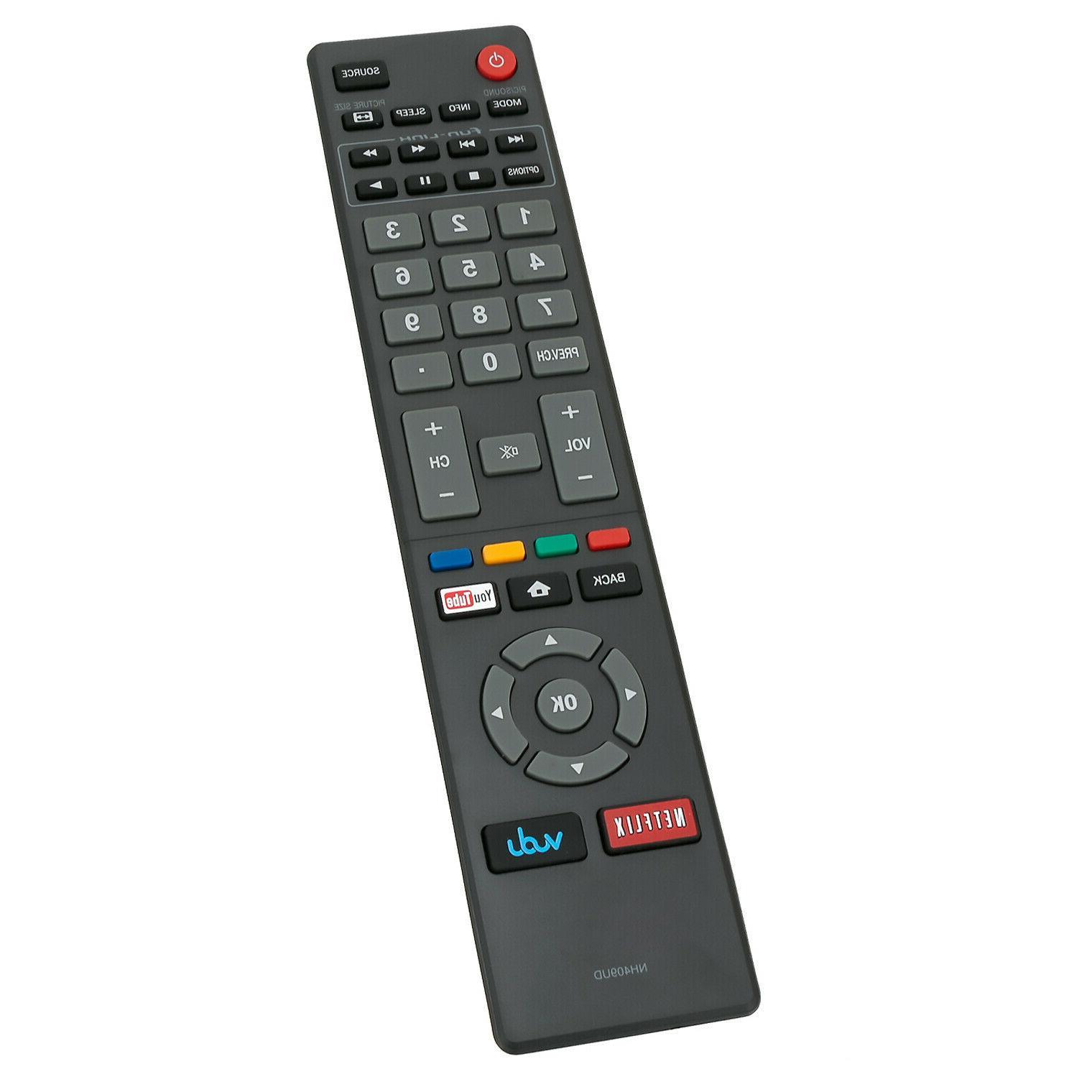 New NH409UD Remote fit Magnavox 32MV304X 40MV336X