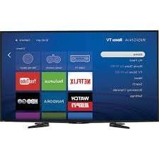 "Insignia 55"" Class LED 1080p Smart HDTV Roku TV"