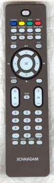 Magnavox OEM RC2034316/01B LCD TV/DVD Combo Remote Control P