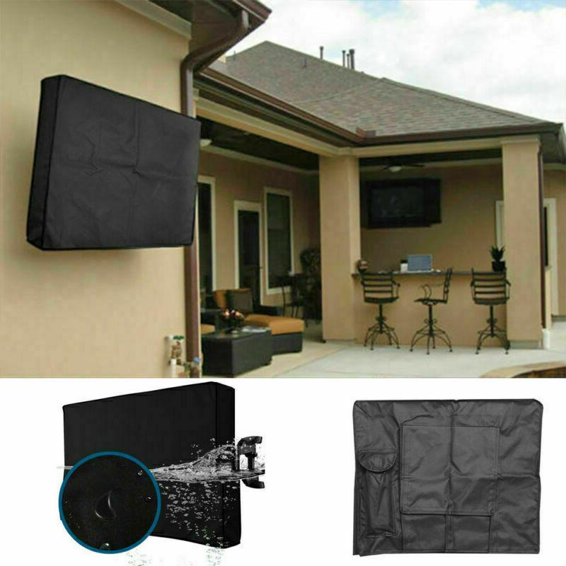 outdoor weatherproof television protector tv cover