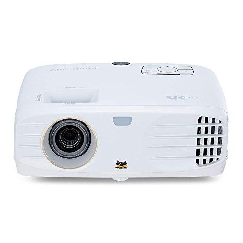 ViewSonic 4K Projector with 3500 Lumens HDR Support and Dual