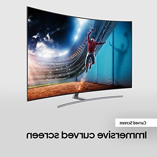 Samsung CURVED QLED 4K 7 Series TV 2018