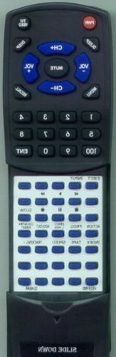 QUASAR Replacement Remote Control for VHQ940, VSQS1600