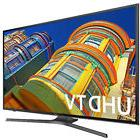 "Refurbished Samsung 50"" Class - 4K Ultra HD, Smart, LED TV -"
