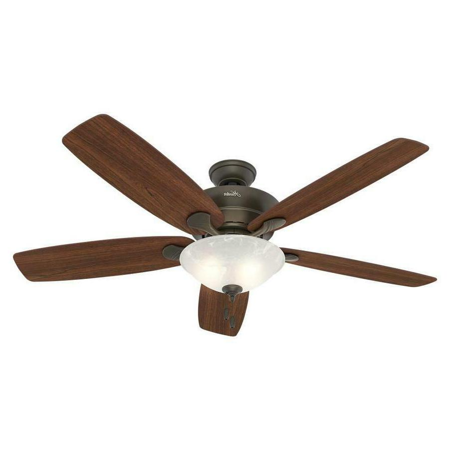 Hunter New Indoor Ceiling Fan with Kit