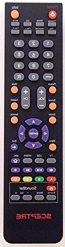 Smartby Remote Control for Sceptre 142022370010C Replacement